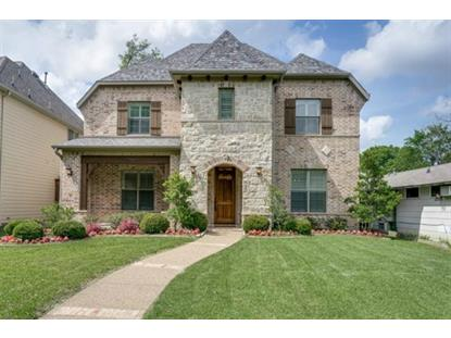 6039 Vickery Boulevard  Dallas, TX MLS# 13154071