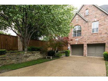 4142 Towne Green Circle  Addison, TX MLS# 13157962