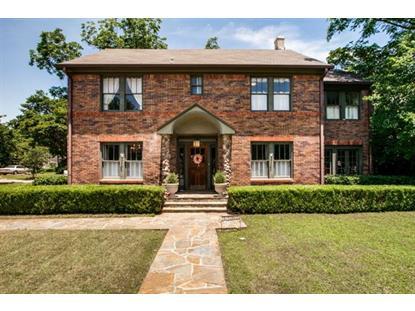 3542 Mockingbird Lane  Highland Park, TX MLS# 13164710