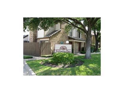 1111 Bert Drive  Arlington, TX MLS# 13165234