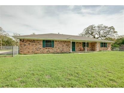 7336 Briar Road  Azle, TX MLS# 13189363