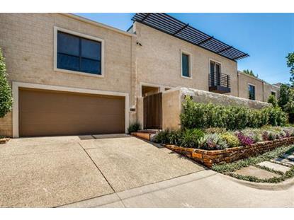 3408 Armstrong Avenue  Highland Park, TX MLS# 13195529