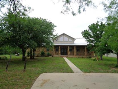 1350 Bennett Road  Millsap, TX MLS# 13202796