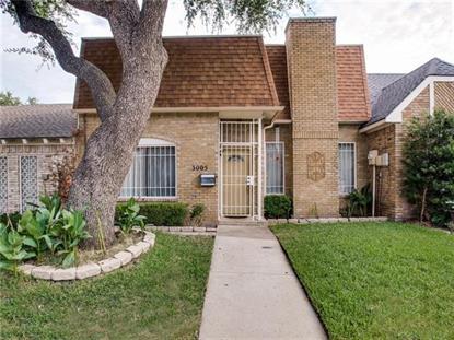 3005 Stonehenge Lane  Carrollton, TX MLS# 13211742