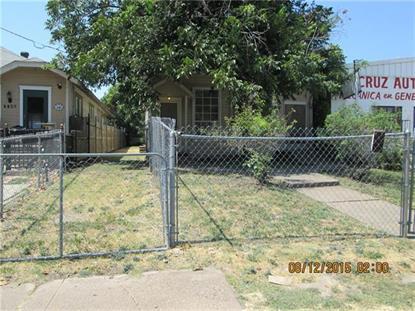 4407 East Side Street  Dallas, TX MLS# 13214928