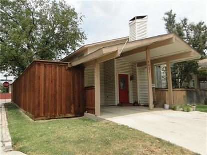 2621 Via Cordova  Carrollton, TX MLS# 13217763