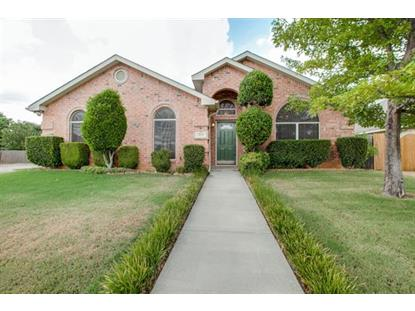 8713 Creede Trail  Fort Worth, TX MLS# 13222954