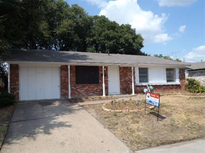 2103 E Crosby Road  Carrollton, TX MLS# 13223109