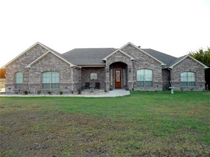 117 Rattling Antler Court  Azle, TX MLS# 13223737
