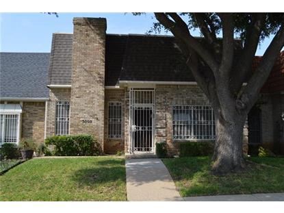 3009 Stonehenge Lane  Carrollton, TX MLS# 13228257