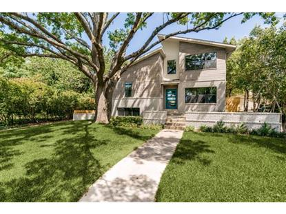 6503 Northridge Drive  Dallas, TX MLS# 13231021