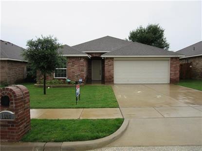 1108 Monticello Drive  Azle, TX MLS# 13243930