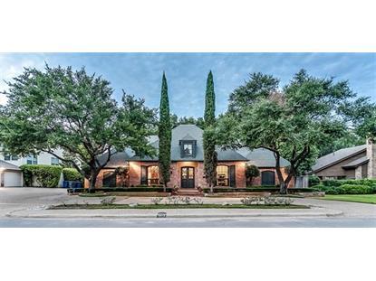 6619 Clubhouse Circle  Dallas, TX MLS# 13249213