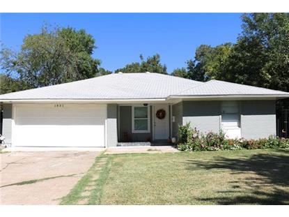 1831 Hood Street  Carrollton, TX MLS# 13251462