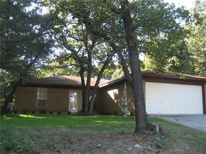 809 Lake Crest Parkway  Azle, TX MLS# 13261094