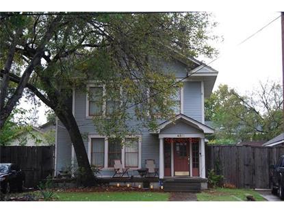 4511 Worth Street  Dallas, TX MLS# 13270462