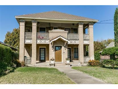 4807 Reiger Avenue  Dallas, TX MLS# 13276048