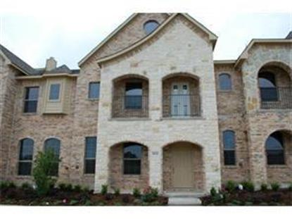 2574 Adam Lane  Lewisville, TX MLS# 13285792