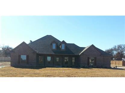 109 Brock Lane  Millsap, TX MLS# 13300614