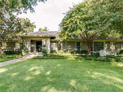 6711 Robin Road  Dallas, TX MLS# 13303189