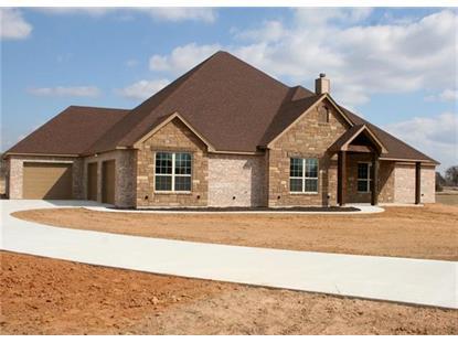 138 Brock Lane  Millsap, TX MLS# 13306187