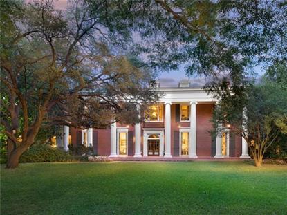 9784 Audubon Place  Dallas, TX MLS# 13310000