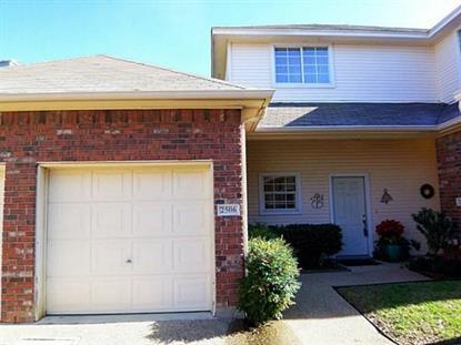 2506 Peargrove Circle  Arlington, TX MLS# 13312628