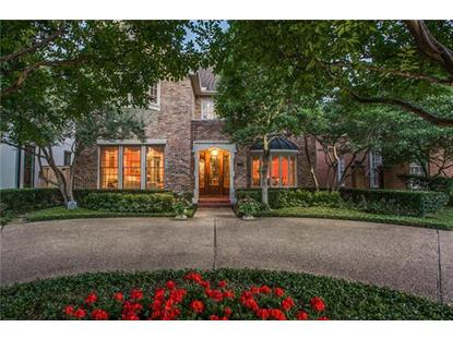 3211 Saint Johns Drive  Highland Park, TX MLS# 13325775