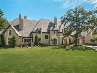 1312 Golden Gate Drive  Southlake, TX MLS# 13349197