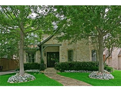 4524 Edmondson Avenue  Highland Park, TX MLS# 13358873