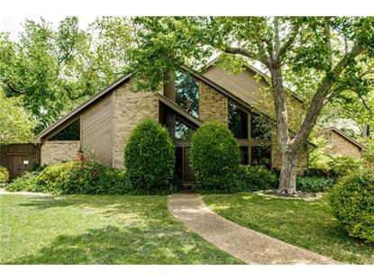 7826 Mason Dells Drive  Dallas, TX MLS# 13362689