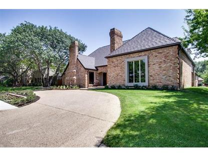 9506 Trail Hill Drive  Dallas, TX MLS# 13369953