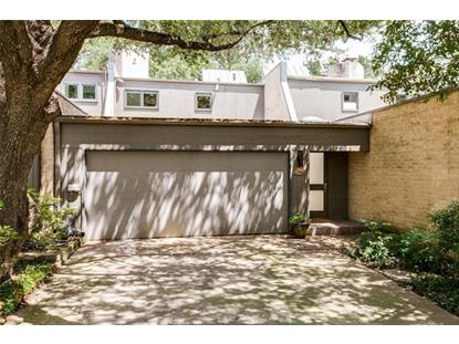 4018 Buena Vista Street  Dallas, TX MLS# 13374915