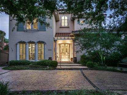 4413 Beverly Drive  Highland Park, TX MLS# 13395281