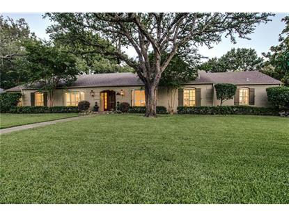 5318 Del Roy Drive  Dallas, TX MLS# 13400762