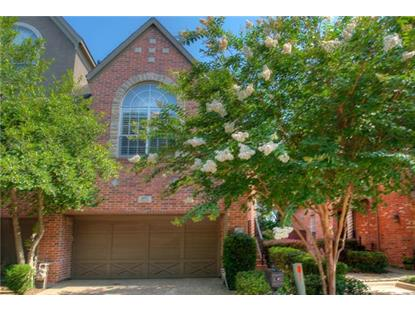 4152 Towne Green Circle  Addison, TX MLS# 13404609