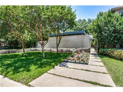 5020 Abbott Avenue  Highland Park, TX MLS# 13419447