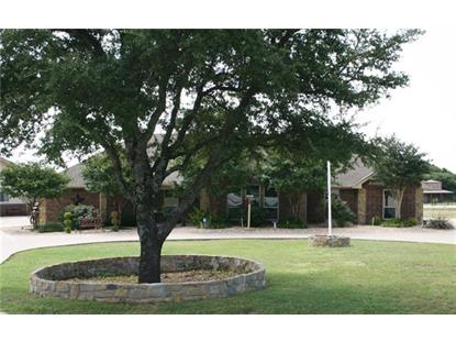 100 Rattling Antler Court  Azle, TX MLS# 13432776