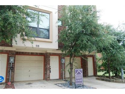 118 Nemo Court  Arlington, TX MLS# 13446106