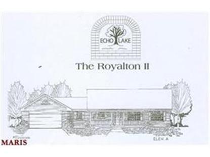 Royalton II - Echo Lake Byrnes Mill, MO MLS# 11040519