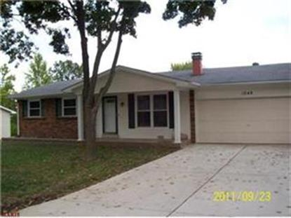 1048 Carriage Run DR, Saint Charles, MO