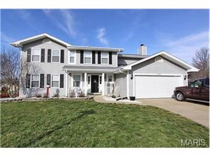 2961 North Kristopher Bend Ct, Saint Charles, MO
