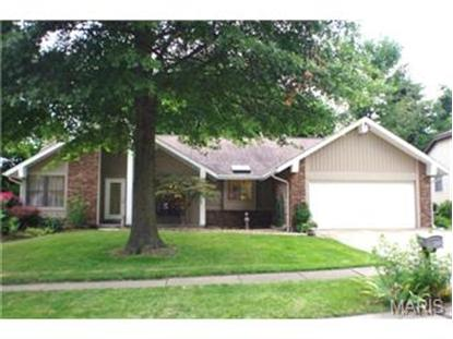 14 Misty Hollow Court, Saint Charles, MO