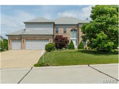 1600 Valley Hill Court Dardenne Prairie, MO MLS# 14028810