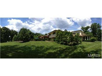 2 Somerset Downs Ladue, MO MLS# 14029039