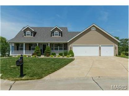 938 Hampshire Heath Drive Dardenne Prairie, MO MLS# 14037472