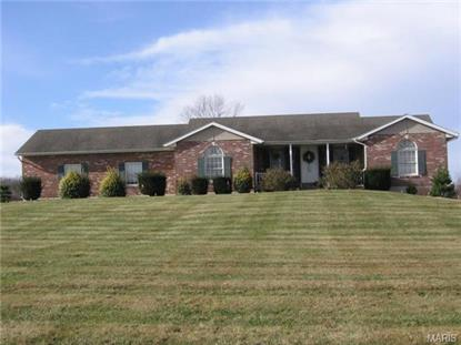 11325 Dove Ridge Road Hannibal, MO MLS# 14038951