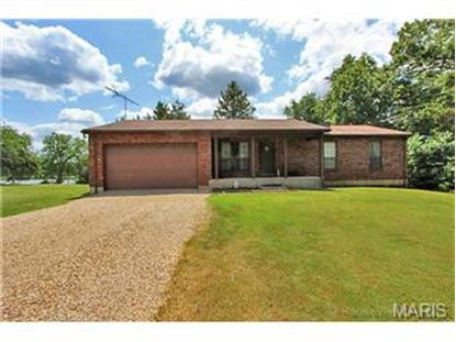 3616 Cedar Run Road Bonne Terre, MO MLS# 14043329