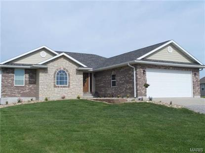 5752 Clear Creek Hannibal, MO MLS# 14052475