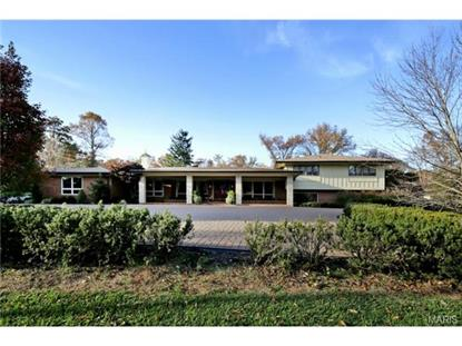 2 Somerset Downs Ladue, MO MLS# 14061770